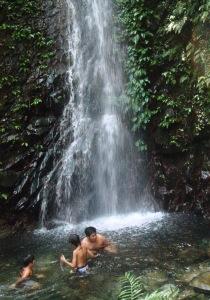Kiwat Falls, Brgy. Pasaleng, Pagudpud