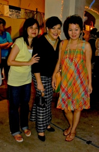 Reunited: Cathy, Ces and me