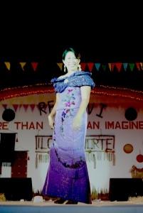 pretty in purple, Mildred Ranada Lamoste