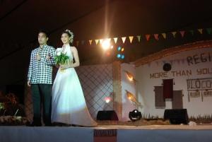 A beautiful Abel Iluko wedding gown