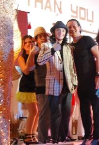 Mandy, EO, Enzo and Gerry Katigbak