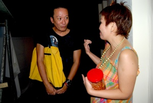 fashion talk with Gerry Katigbak