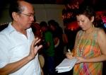 with the talented fashion designer from Sn. Nicolas, Ilocos Norte, Edgar Madamba