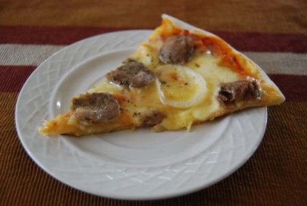 a slice of Ilocandia Pizza