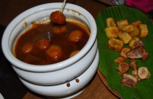 Inkalti, the Ilocano fondue