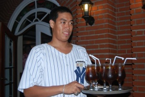 the Fort Ilocandia iced tea