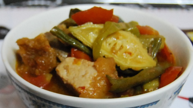Pinakbet With A Twist Blauearth
