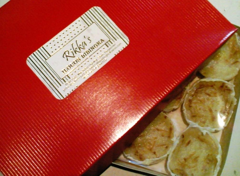 Rikka's Ilocos Bibingka, a must-try