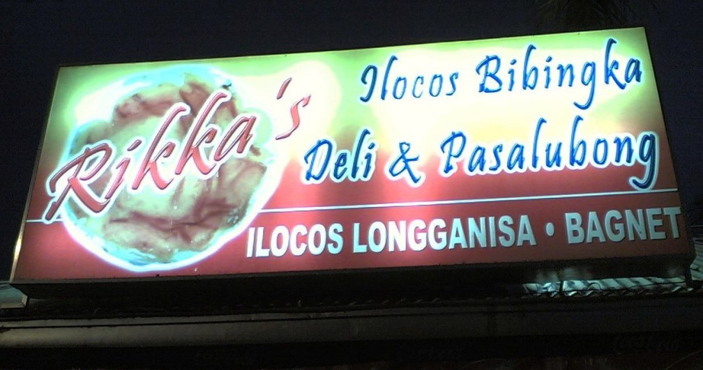 Ilocos Bibingka, Deli and Pasalubong