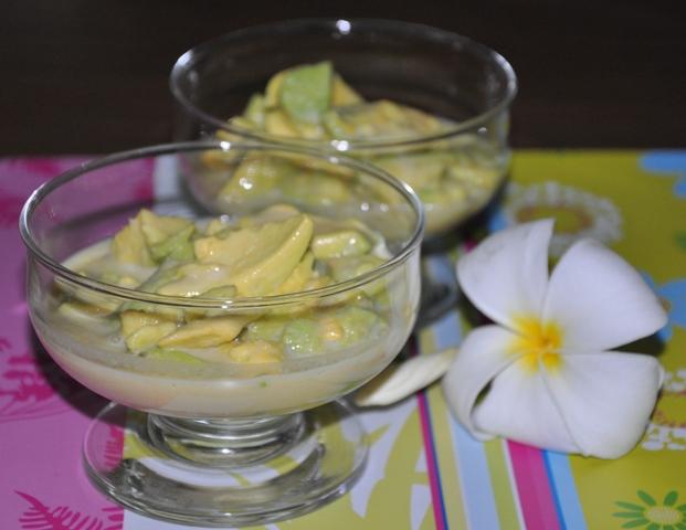 Avocado Milkshake (Filipino Recipe) - The Unlikely Baker