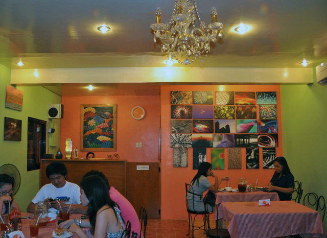 Papa pau s diner in laoag back with a vengeance blauearth