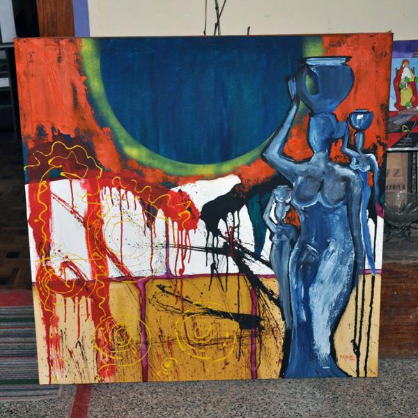 Ilocano painter | BlauEarth