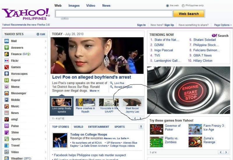 Com in sign messenger www yahoo ph Yahoo Messenger