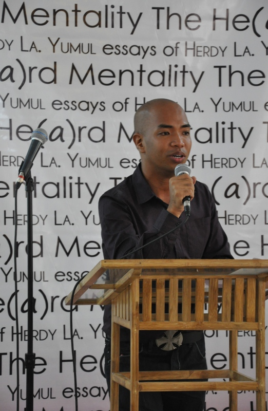 The He(a)rd Mentality book launch