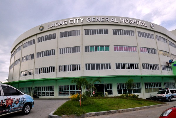 a peek at the new laoag city general hospital blauearth