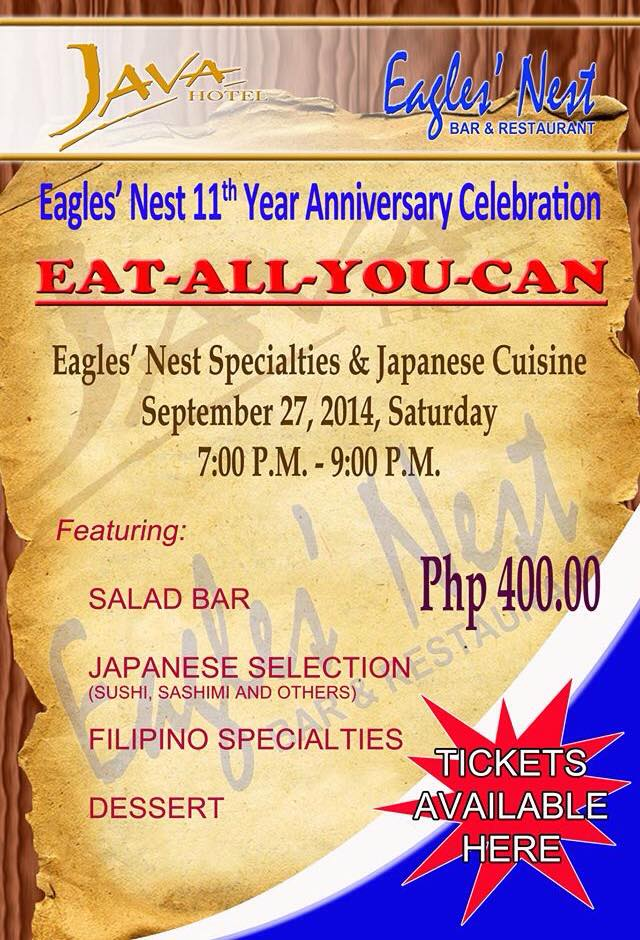 Eagle's Nest 11th year special