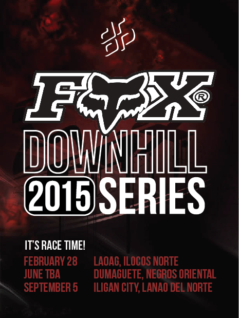 Fox Downhill 2015 series