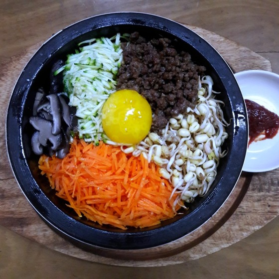 the gastro station bibimbap